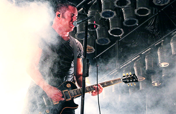 10. Best Scare: Nine Inch Nails