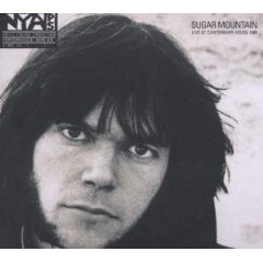Neil Young, 'Sugar Mountain Live at Canterbury House 1968′ (Reprise)