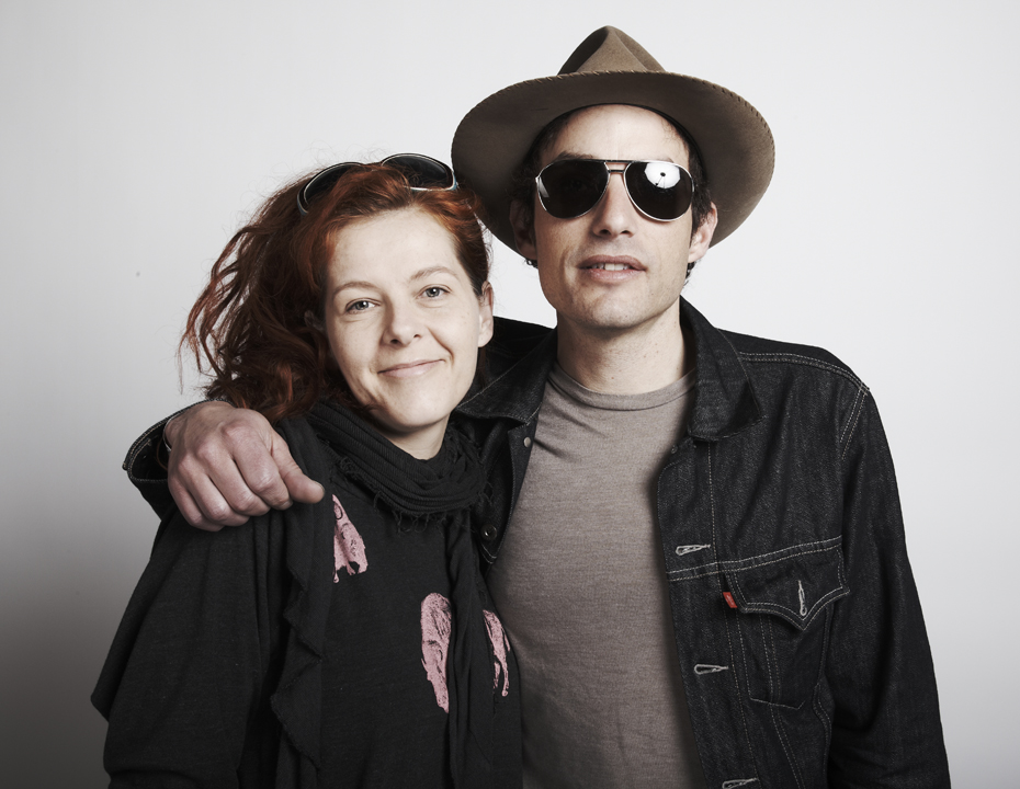 Neko Case and Jakob Dylan