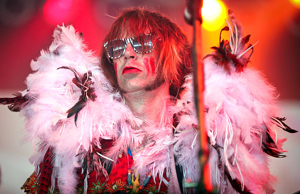 Of Montreal Guitarist The Late B.P. Helium -- aka Bryan Poole