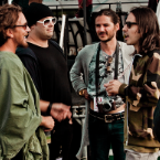 Backstage at Pearl Jam's 20th Birthday Bash