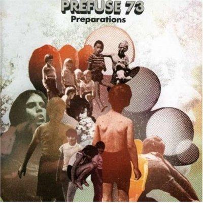 Prefuse 73, 'Preparations' (Warp)