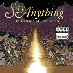 Say Anything, 'In Defense of the Genre' (J/ Doghouse)