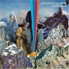 School of Seven Bells, 'Alpinisms' (Ghostly International)
