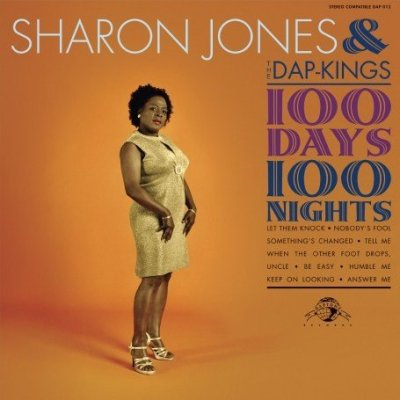 Sharon Jones and the Dap-Kings, '100 Days 100 Nights' (Daptone)