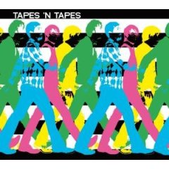 Tapes 'n Tapes, 'Walk It Off' (XL)