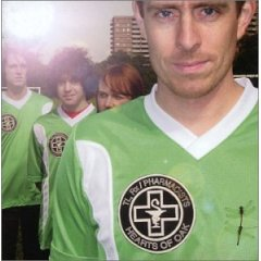 Ted Leo/Pharmacists, 'Hearts of Oak' (Lookout!)