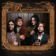 The Raconteurs, 'Broken Boy Soldiers' (Third Man/V2)