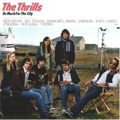 The Thrills, 'So Much For The City' (Virgin)