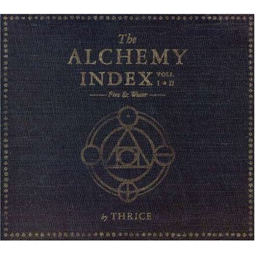 Thrice, 'The Alchemy Index, Vols. I & II: Fire & Water' (Vagrant)