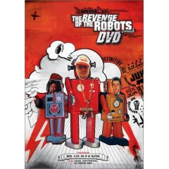 Various Artists, 'Revenge of the Robots' (Definitive Jux)