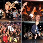 Inside the Finnish Frenzy at Air Guitar 2010