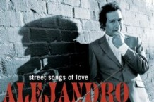 Alejandro Escovedo, 'Street Songs of Love' (Fantasy)