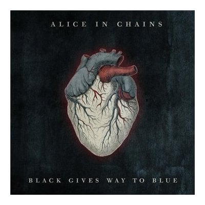 Alice in Chains, 'Black Gives Way to Blue' (Virgin/EMI)