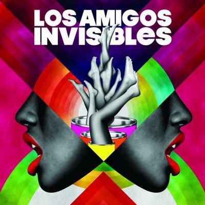 Los Amigos Invisibles, 'Commercial' (Nacional)