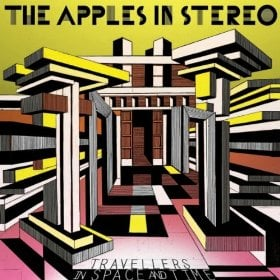 The Apples in Stereo, 'Travellers in Space and Time' (Simian)