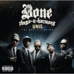 Bone Thugs-N-Harmony,'Uni5: The World's Enemy' (BTNH Worldwide/ Asylum/Warner)