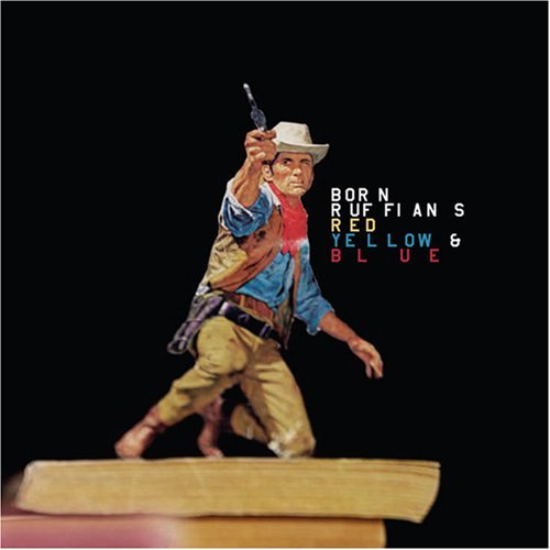 Born Ruffians, 'Red, Yellow and Blue' (Warp)