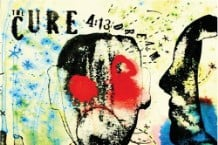 The Cure, '4:13 Dream' (Suretone/Geffen)