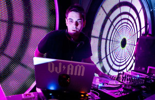 DJ AM on the Decks at Neumos in Seattle