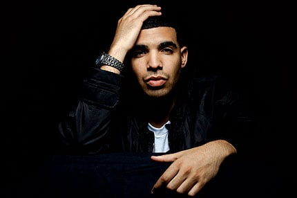 Rapper Of The Year Drake Spin