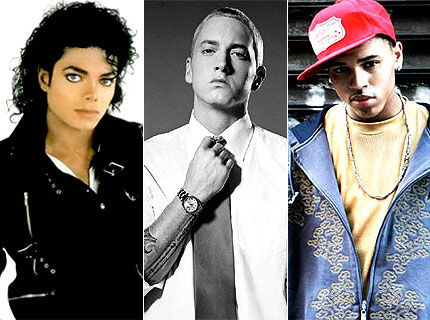 Eminem and michael jackson
