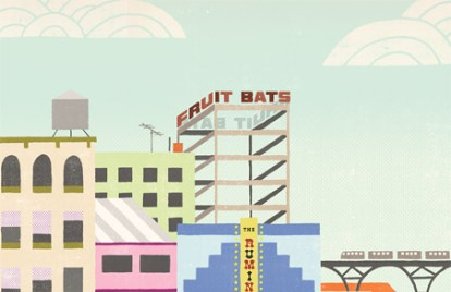 Fruit Bats, 'The Ruminant Band' (Sub Pop)