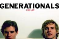 Generationals, 'Con Law' (Park the Van)