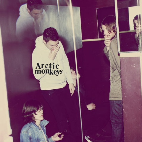 Arctic Monkeys, 'Humbug' (Domino)