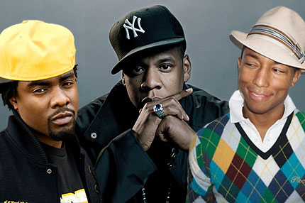 Jay z recruits nerd wale for north american tour spin jay z pharrell waleg malvernweather Images