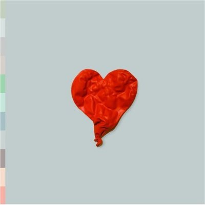 Kanye West, '808's and Heartbreak' (Roc-A-Fella)