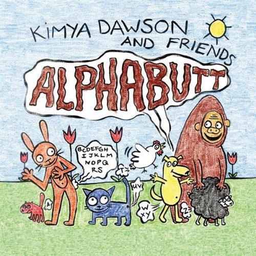 Kimya Dawson, 'Alphabutt' (K)