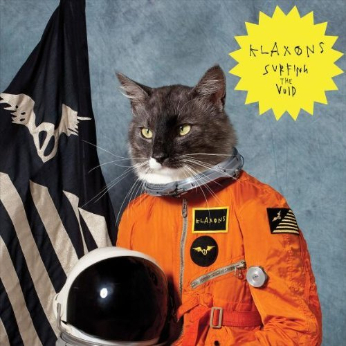Klaxons, 'Surfing the Void' (Polydor)