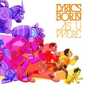 Lyrics Born, 'As U Were' (Decon)