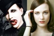 Marilyn Manson, Evan Rachel Wood Star in Horror Movie