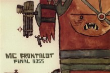 MC Frontalot, 'Final Boss' (Level Up)