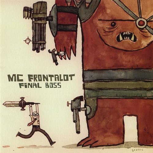 MC Frontalot, 'Final Boss' (Level Up)