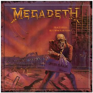 Megadeth, 'Peace Sells…But Who's Buying? (25th Anniversary Edition)' (Capitol/EMI)