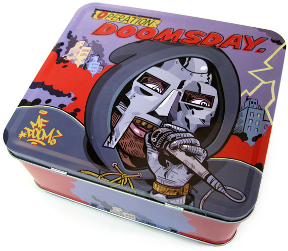 MF Doom, 'Operation: Doomsday' (Metal Face)