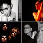 Rare Pics of Gaga, Iggy, Madonna & More!