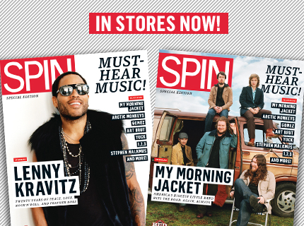 It's Back: SPIN's Must-Hear Music Mini Mag