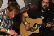 Live Video from Austin: Minus the Bear Unplugged!