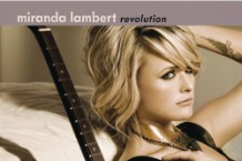 Miranda Lambert, 'Revolution' (Columbia Nashville)