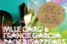 Mlle Caro and Franck Garcia, 'Pain Disappears' (Buzzin' Fly)