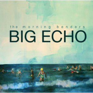 The Morning Benders, 'Big Echo' (Rough Trade)