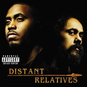 "Nas & Damian  ""Jr. Gong"" Marley, 'Distant Relatives' (Universal Republic)"