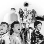 Zep & the Groupie, Ozzy & the Bat, Jacko & the Elephant Man….