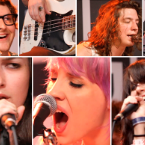 VIDEO: Telekinesis, Eisley, Cults & 4 More Perform for SPIN in Austin