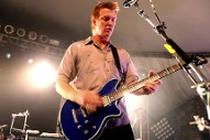 Queens of the Stone Age Return at L.A. Benefit