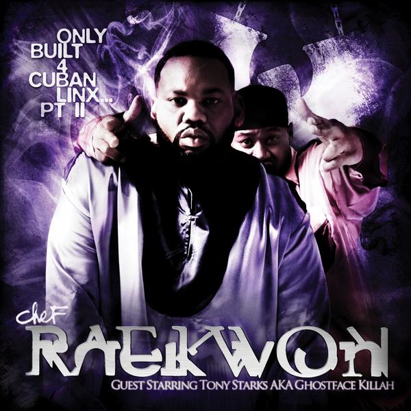 Raekwon, 'Only Built 4 Cuban Linx II' (EMI)